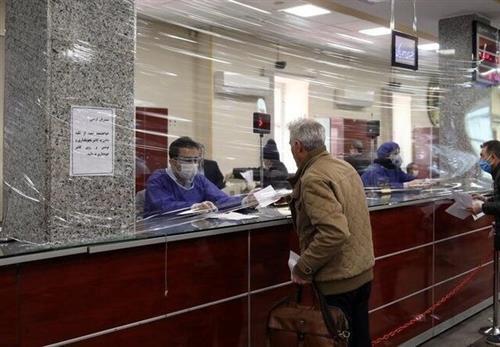خدمات حضوری در بانکهای کشیک نداریم